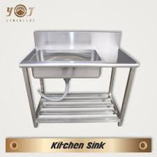 Deep Stainless Steel Kitchen Sink Free Standing Stainless Steel Sink Free Standing Stainless Steel