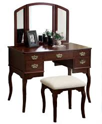 Makeup Vanity Seat Bedroom And Makeup Vanities Houzz