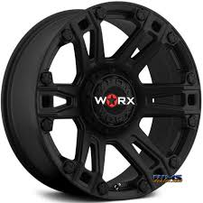Off Road Wheel And Tire Packages Worx Alloy Off Road 803sb Beast Rims And Tires Packages Worx