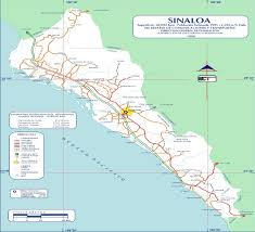 Map Of Mazatlan Mexico by Mapa De Mazatlan Sinaloa
