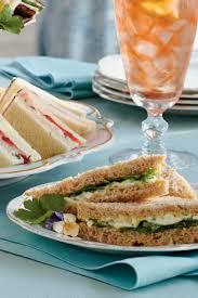 True Food Kitchen Fashion Island by Easy U0026 Elegant Tea Sandwiches Southern Living