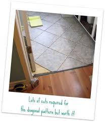 Laying Tile Floor In Bathroom - 100 best tile pavers u0026 backsplash images on pinterest carpets
