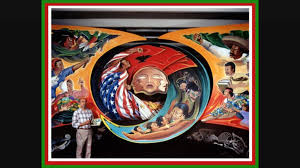 Denver International Airport Murals Pictures by One Of The Most Occult Public Parks On This Earth Page 1