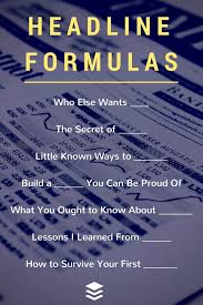 example of resume headline 30 ultimate headline formulas for tweets posts and emails headline formulas
