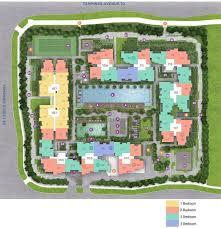 site plan the alps residences site plan