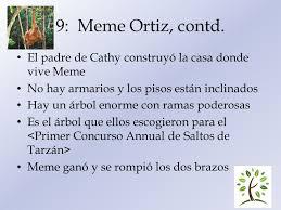 Meme Ortiz - la casa en mango street por sandra cisneros ppt descargar