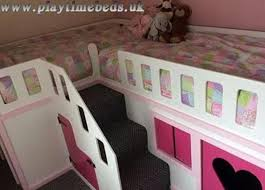 Bunk Bed With Cot Princess U0027 Bed Company Under Investigation After Sudden Death Of
