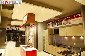 Kitchen Cabinet Interior Fittings Cabinet Hafele Kitchen Products Launches Zara E Shop In Noida