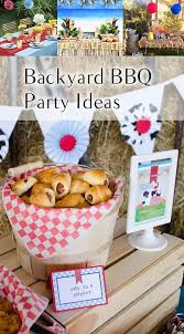 Bbq Party Decorations Best 25 Backyard Barbeque Party Ideas On Pinterest Outdoor