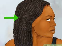 styling of freezing african hair 4 ways to style african hair wikihow