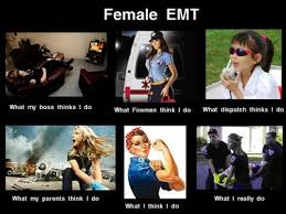 Emt Memes - female emt haha pretty much she s country pinterest ems