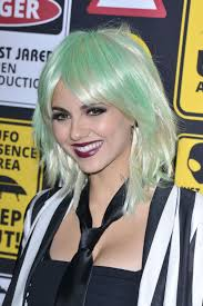 los angeles halloween party victoria justice at just jared u0027s annual halloween party in los