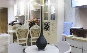 Luma Comfort Cool Mist Vase Humidifier Amazon Com Opolar Ultrasonic Cool Mist Vase Humidifier Four Way