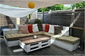 canap en palette de bois salon de jardin canapé d angle nouveau canape en palette de bois