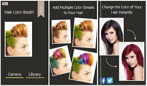 virtual hair colour changer 3 fun apps to experiment with your hair colour hair romance