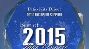 Diy Patio Enclosure Kits by Patiokitsdirect Com Diy Alumawood Patio Cover Kits Youtube