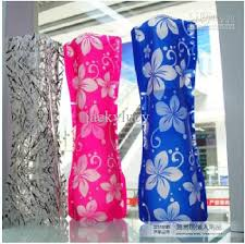How To Decorate Flower Vase Foldable Plastic Pvc Flower Vases For Wedding Pro Water Bag And