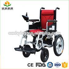 siege pour handicapé de transport complet acier électrique puissance fauteuil roulant