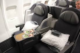 american airlines 757 new business class seat travelupdate