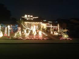 Santee Christmas Lights North County Coastal Christmas Lights