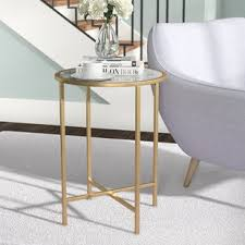Marble Side Table Faux Marble Side Table Wayfair