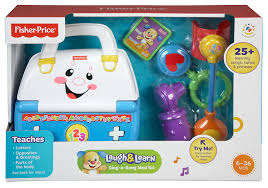 fisher price let s get ready sink amazon com fisher price laugh learn sing a song med kit toys games