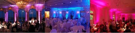 uplighting wedding rent uplighting in carolina for weddings