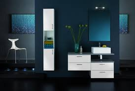 bathroom modern bathroom vanities design with wall mirror designer