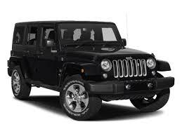 jeep wrangler new 2017 jeep wrangler jk unlimited sahara sport utility in