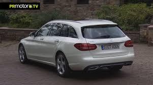 mercedes c class station wagon nuevo mercedes clase c station wagon car tv en prmotor