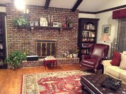 please help me choose a color to paint my brick fireplace