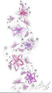 butterfly and star tattoos designs for girls imagesforfreeorg