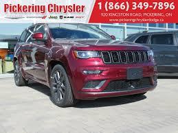purple jeep grand cherokee new 2018 jeep grand cherokee overland loaded nappa leather 8 4