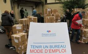 tenir un bureau de vote primaire à droite les 177 bureaux de vote de l essonne ont fermé