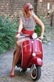 red is the color u2026 scoot life pinterest vespa red vespa
