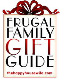frugal family gift guide the happy