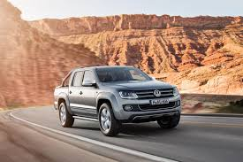volkswagen xenon vw reveals amarok ultimate with bi xenon headlights and led