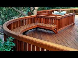 Premade Banister Deck Railing Ideas Also With A Wood Deck Railing Also With A