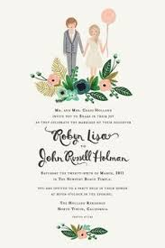 Wedding Invitations Montreal Rifle Paper Co Wedding Invite By Errikos Artdesign Invitations