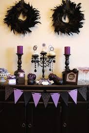 Do It Yourself Halloween Decorations Best 25 Purple Halloween Decorations Ideas On Pinterest Cool