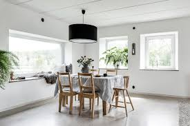Sweedish Home Design An Unconventional Swedish Home Mademoiselle A Minimalist