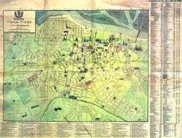 Kiev Map What Is The Capital Of Ukraine History Of Soviet Kiev In Pictures