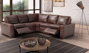Reclining Leather Sectional Sofa Living Room Furniture Warehouse Prices The Dump America U0027s