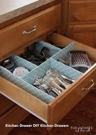 how to organize kitchen drawers diy kitchen drawer diy kitchen drawers kitchendrawers diy