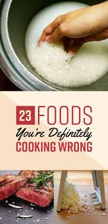 trucs et astuces cuisine de chef 23 basic cooking mistakes everybody makes le chef truc et astuces