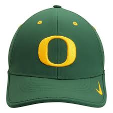 men u0027s nike green oregon ducks sideline coaches performance hat