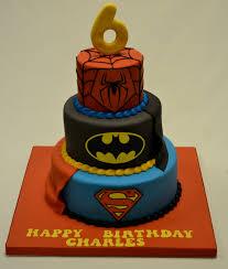 3 tier halloween birthday cake 3 tier superhero cake celebration cakes cakeology