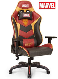 Amazoncom Licensed Marvel Premium Gaming Racing Chair Executive