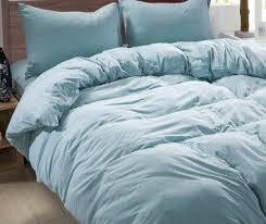 blue linen duvet cover blue duvet cover duvet cover king