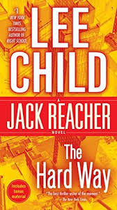 Jack Reacher Bathroom Scene The Hard Way Jack Reacher 10 By Lee Child